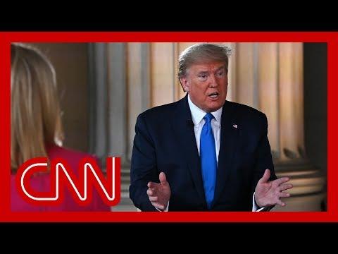 'Egregious lie,' CNN reporter fact-checks Trump's Fox News town hall