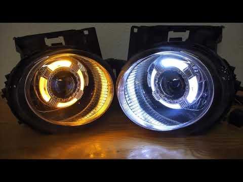 Nissan Juke Complete LED Headlight Retrofit Build