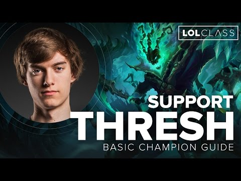 Thresh Preseason Support Guide by Cloud9 BunnyFuFuu | League of Legends