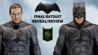 Hybrid Batfleck Batsuit Cosplay- Reveal/ Review!