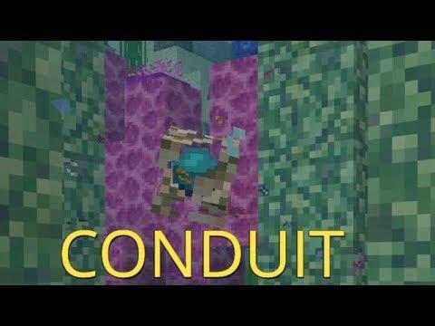 MINECAFT XBOX ONE BETA CONDUIT