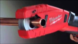 Milwaukee C 12 PC Akku-Kompakt-Rohrschneider
