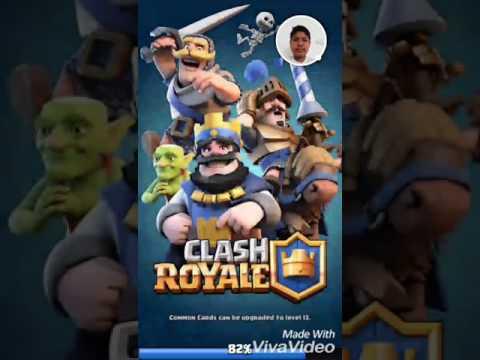 Clash Royale#1 Gameplay