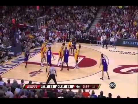 Kobe Bryant Top 10 Impossible Shots