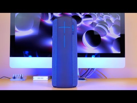 UE MegaBoom Bluetooth Speaker Review - One of The Best?