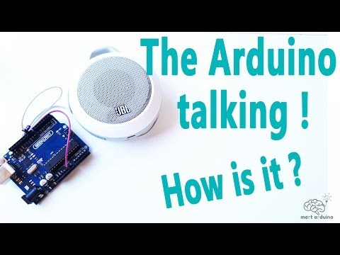 Arduino Uno Talking! How to Make Arduino Talking System