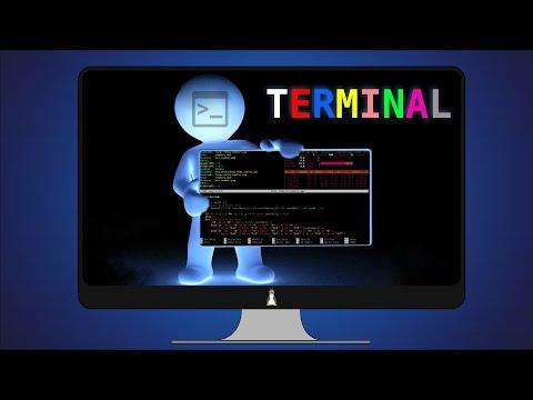 My Linux terminal color scheme