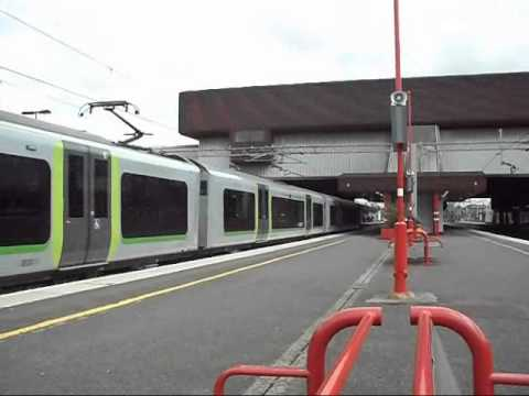 Trains At Birmingham International Part 2/3