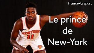 NBA : Frank Ntilikina, le prince de New York