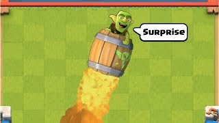 Funny Moments, Glitches, Fails, Wins and Trolls Compilation #39 | CLASh ROYALE Montage