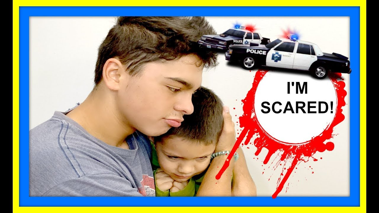 SCARED OF THE POLICE | FOSTER CARE AND ADOPTION