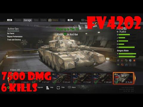 World of Tanks Xbox 360 - FV4202 (#2)