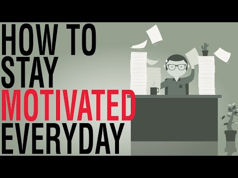 MOTIVATION TRICK THAT CHANGED MY LIFE | HOW TO STAY MOTIVATED EVERYDAY FOR BUSINESS AND STUDENTS