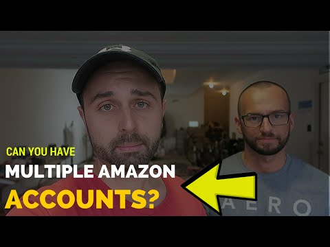 Multiple Amazon Seller Central Accounts? [ Sharing IP Address With Amazon Sellers]