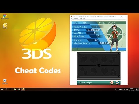 How to Use Cheat Codes in Citra 3DS Emulator