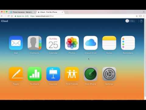 Disabling Find My iPhone via iCloud  for MetroPCS Customers