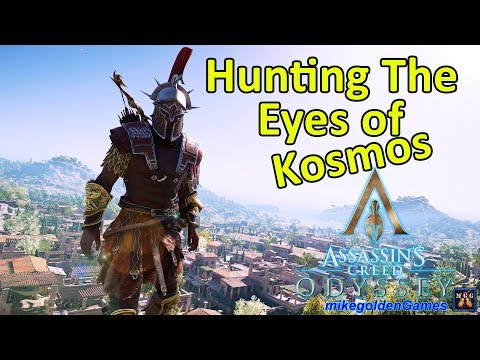 Hunting the Eyes of Kosmos | Assassins Creed Odyssey Episode 15
