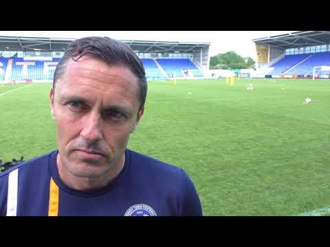 League One play-off final: Paul Hurst feature - Part 2