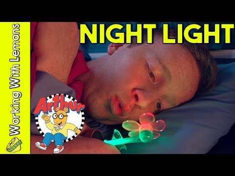 My Night Light in Real Life - PBS Arthur