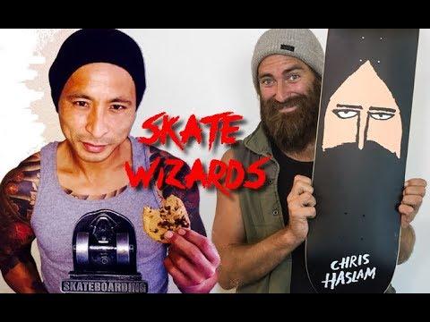 Daewon Song VS Chris Haslam | MAGICAL Skateboarding 2018