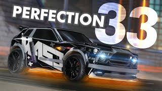 ROCKET LEAGUE PERFECTION 33 | BEST GOALS, FREESTYLE, IMPOSSIBLE SHOTS MONTAGE