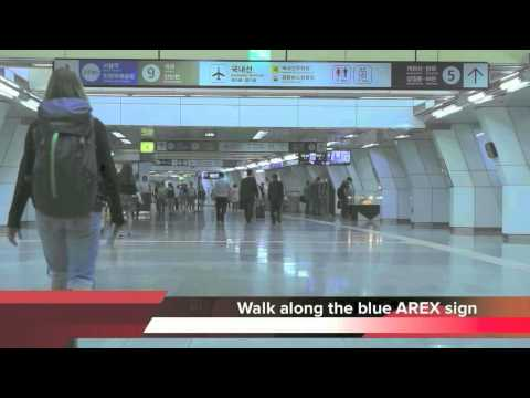 FROM GIMPO AIRPORT TO SEOUL STATION, PYEONGCHANGDONG HOUSE