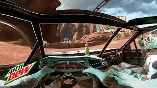 DEWcision VR Racing: Baja Blast 360 | Mountain Dew