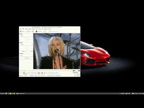 How to cut or trim a movie or video clip in Linux with AVIDemux
