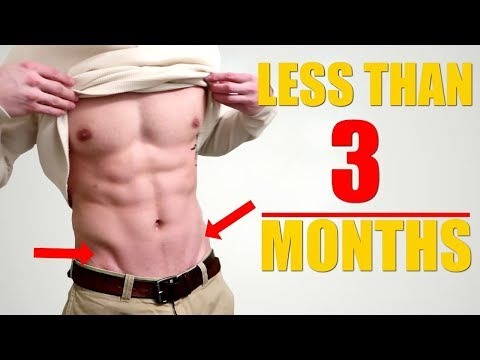 3 Exercises to Get RIPPED V-Cut Abs FAST