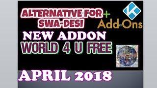 SWA-DESI ADDON ALTERNATIVE - {{ World4UFree - Watch Hindi Movies Free }} -  Updated April 2018 - getplaypk
