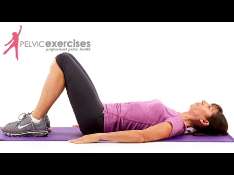 Pelvic Floor Safe Core Exercises | Physio Safe Core Exercises Video
