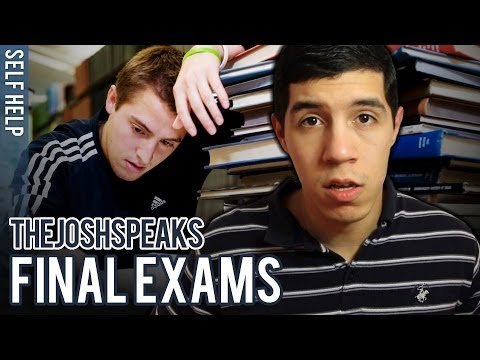 How To Prepare For College Final Exams