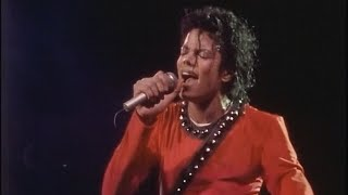 Michael Jackson - Bad Company 1987