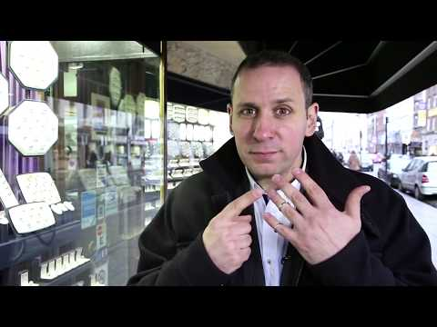 Lewis Malka's Guide To Picking An Engagement Ring