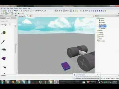 Roblox how to regen any stuff august 2013!