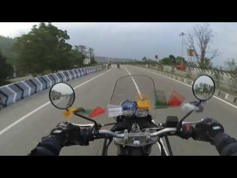 Leh-Ladakh | Day-1 | Jammu to Udhampur | Bike Ride | First Gear - PB08