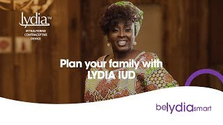 Lolo 1   Plan your family with Lydia IUD.