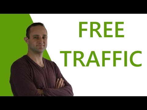 How to Get Free Traffic to Your Shopify Store (or blog)  😍