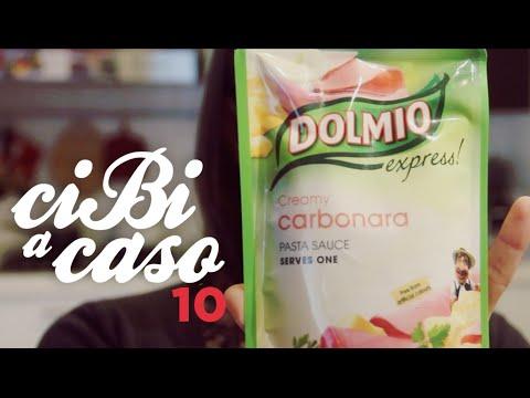 Cibi a Caso #10 - Dolmio Carbonara