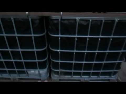 DIY 1,100 Gallon Rainwater Harvesting & Collection System