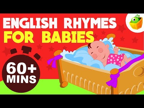 English Rhymes for Babies | 60+ Mins Non Stop Compilation | Magicbox