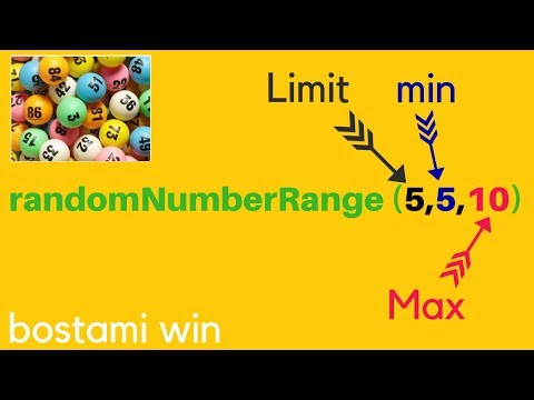 how to generate random number in java with limit