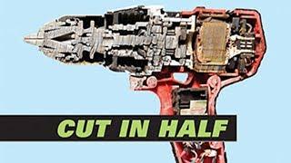 Download Cut In Half hardcover book! Video
