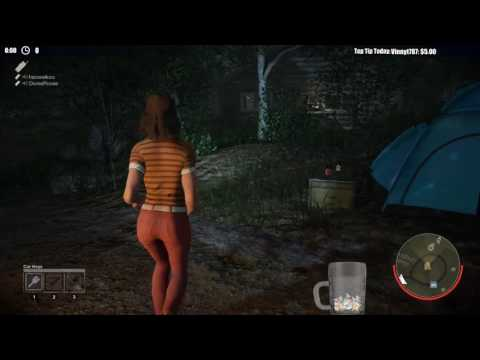 FRIDAY THE 13TH: THE GAME! - SOMEONE KILL HIM!