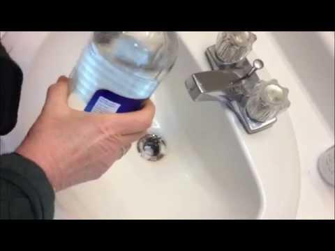 Unclog Your Drain w/ Vinegar & Baking Soda