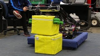 2018 Robot Reveal - Plasma Robotics - FRC Team 2403