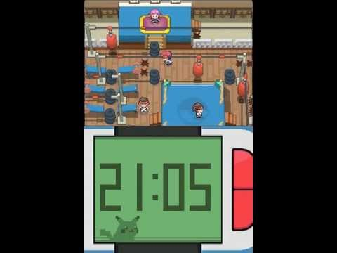 Pokémon Platinum Version Playthrough Part 8