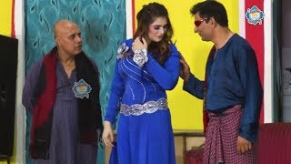 Amjad Rana and Resham Pari Stage Drama Janu Meri Jaan Comedy Clip 2020