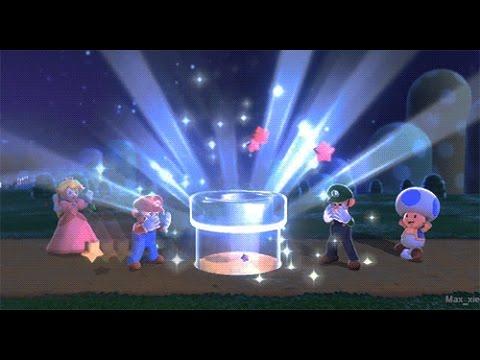 🍄 Super Mario 3D World: Introductiion