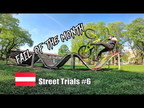 Almost | Fail of the month | Ricky Crompton | Street Trials